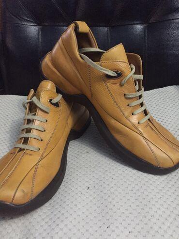 Italijanske Pawelk's kožne cipele. Korišćene, ali dobro očuvane, bez
