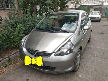 Автомобили в Бишкек: Honda Jazz 1.3 л. 2007 | 199400 км