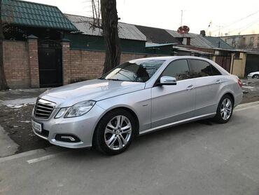 Mercedes-Benz в Кыргызстан: Mercedes-Benz E 220 2.2 л. 2009 | 180000 км