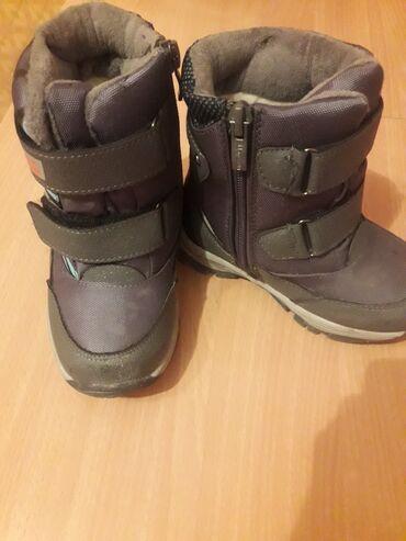 Продаю детскую обувь, зимнию в хорошем состоянии, размер 25