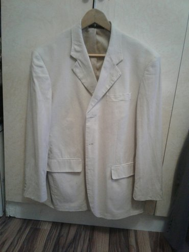 Пиджак лен 52разм сост отл покупали в Бишкек
