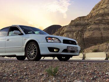 renault 5 turbo в Кыргызстан: Subaru Legacy 2 л. 2003 | 142000 км