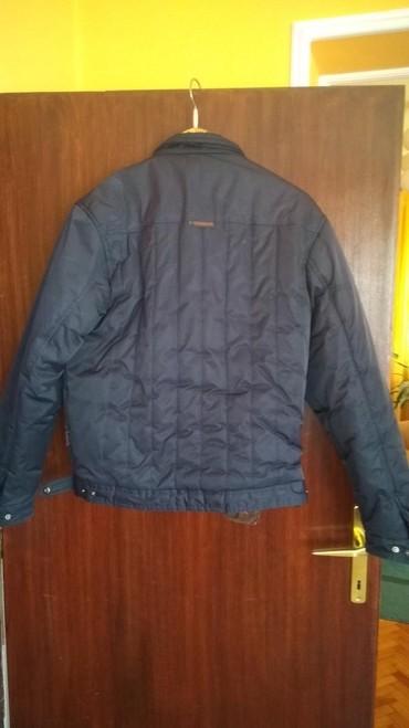 Muska jakna,kao nova,mala ja zato se prodaje - Batocina - slika 2