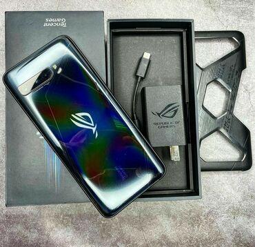 наушники хуавей проводные в Кыргызстан: Продаю ASUS RogPhone3 Qualcomm Snapdragon 865. Оперативная память12гб