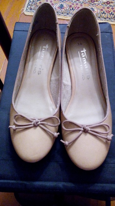 Туфли из натуральной лакированной кожи,фирменные,размер 38 . в Бишкек