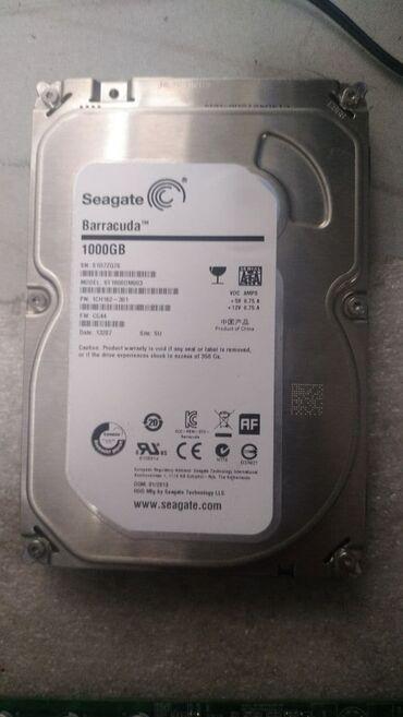 Жёсткий диск 1000гб sata-3 Цена 2000сом