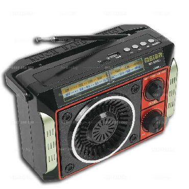 Radio Meier MD-9392Radio Meier MD-9392 je klasicni radio u kombinaciji