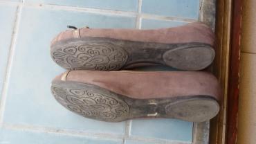 Par puta obuvene,velicina 38,duzina gazista 24,5 cm. - Lazarevac