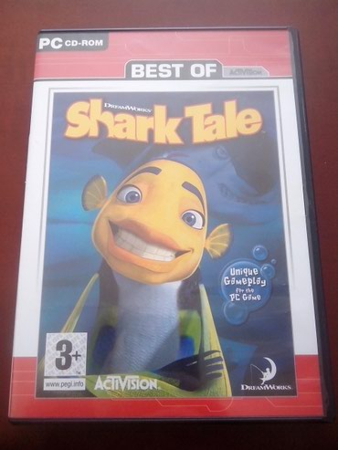 Shark Tale PC Game CD-ROM with manual σε North & East Suburbs
