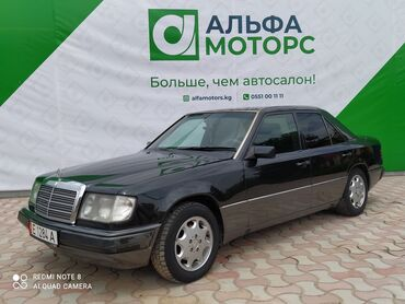 Mercedes-Benz E-Class 2.2 л. 1993