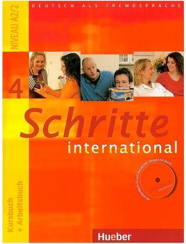 Udžbenik i radna sveska u jednoj knjizi za učenje nemačkog jezika u