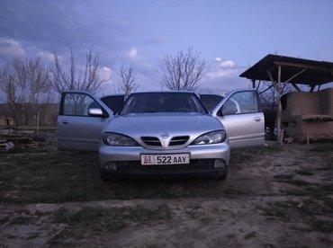 Nissan Primera 1.8 л. 2000   210000 км