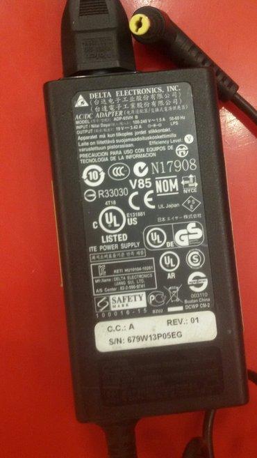 Продаю адаптер для ноутбука 19v3,42a в Бишкек