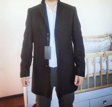 Срочно продаю мужское пальто. Ни разу в Кант