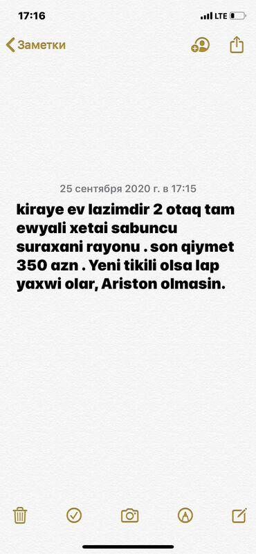 qış üçün uşaq paltoları - Azərbaycan: 2 otaq Kiraye ev lazimdir tam ewyali Dovlet iscileri ucun. 2 otaq
