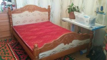 Продаётся 2х местный спальный кровать в Токмак