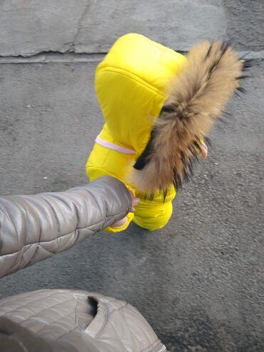 диски bmw 95 стиль в Кыргызстан: Продаю детский зимний комбинезон на рост 95 см см наполнитель