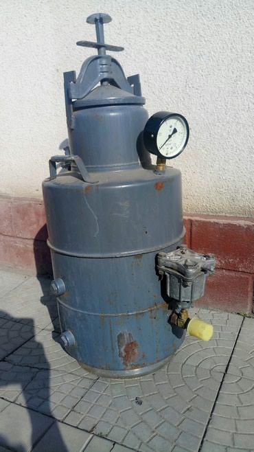 Газогенератор, автоген, автаген, в Novopokrovka