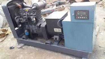 Dizel İşiq Generatoru satılır. 125 kva 100kv  7000m  Zəmanət 6 ay