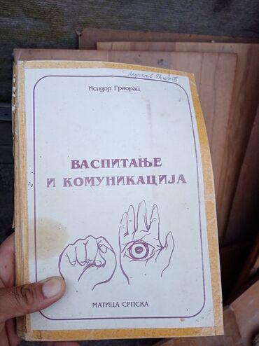 Sport i hobi - Zabalj: Knjiga Vaspitanje i komunikacija od isidora graorca