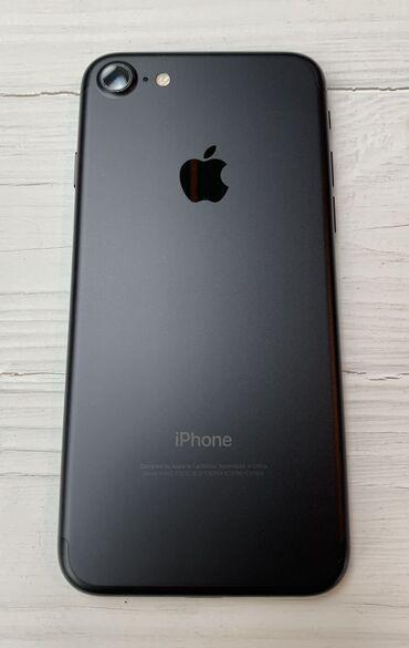 аккумуляторы для ибп solarx в Кыргызстан: Новый iPhone 7 32 ГБ Черный