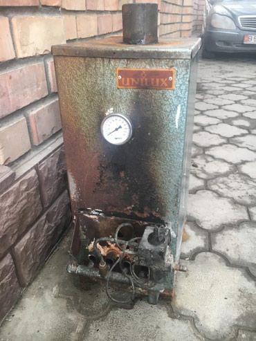 Продаю газовый котел экономичный на 120 в Бишкек