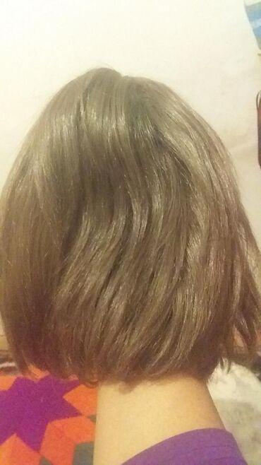 Личные вещи - Кыргызстан: Продаю парик из термо волокно