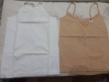 Donji ves majica NOVO  2 modela majica, velicina L