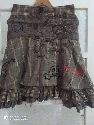 Haljine - Cuprija: Unikatna suknja vrlo atraktivna