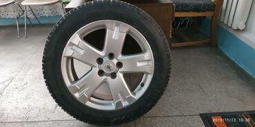Продаю полный комплект шин размер 18, 55, 235. Резина в отличном