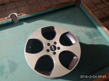 продам диски р17 5-100  7j et 40 Alutec также есть резина к ним состоя in Бишкек