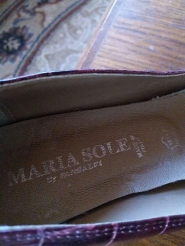 Cipele od extra kože italijanske samo jednom obuvene br.37 - Nis - slika 2