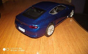 - Azərbaycan: Buisness class carModel N°65 Bentley Continental GT(Ağ, qara, qırmızı