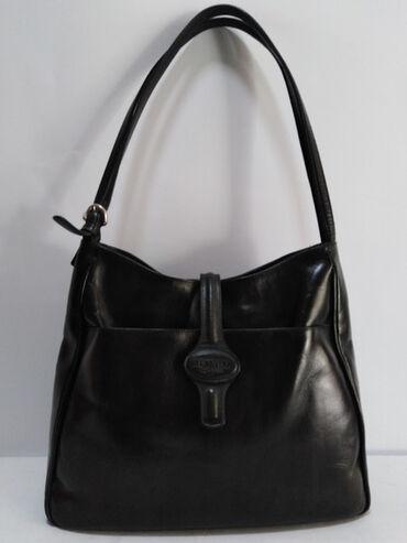 Manual - Srbija: MANUAL velika vrhunska kožna torba,prirodna fina kvalitetna