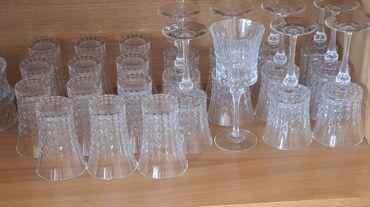 luminarc наборы посуды в Азербайджан: Luminarc bakal desti satilir. 12+12. Qiymet 80azn. Unvan 6ci