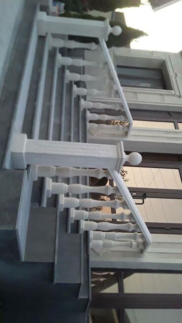 продажа квартир в бишкеке в Кыргызстан: Продажа балясин,тумбыфантаны,шары,грибы,перилы,облицовочные плиты,и