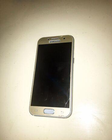 Samsung galaxy a3 - Азербайджан: Б/у Samsung Galaxy A3 2017 16 ГБ Серый