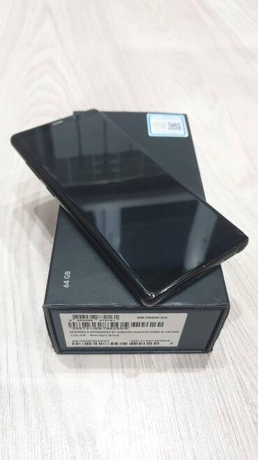 Б/у Samsung Galaxy Note 8 64 ГБ Черный