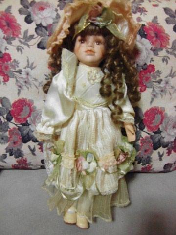 Фарфоровая кукла 1 штук 65 azn , по всем в Bakı