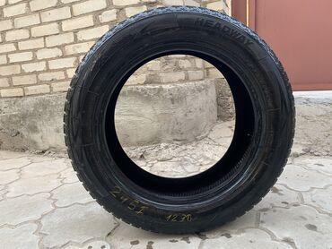 Шины и диски - Бишкек: 235/55 r18 Зимняя. Протекторы видны на фото. Комплект 4 шт