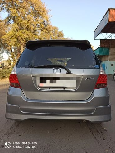 рулевая рейка honda fit в Кыргызстан: Honda Fit 1.3 л. 2005 | 230000 км