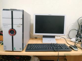 Bakı şəhərində Lenovo Sborkasi Dual Core / 4GB RAM / 160GB HDD / 19 LCD MONITOR