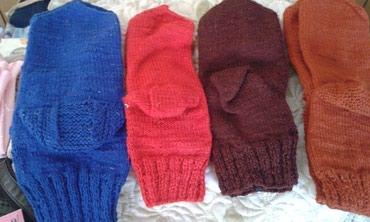 Носки вязанные, новые. размеры разные. в Бишкек
