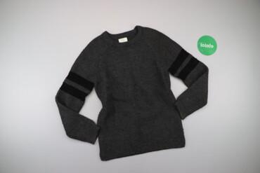 Другие детские вещи - Б/у - Киев: Підлітковий светр з написом Zara Knitwear, вік 9-10 р., зріст 140 см