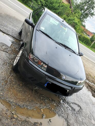 Auto gume - Srbija: Fiat Punto 2002 | 165000 km