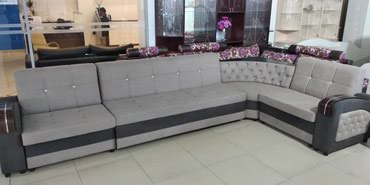 Угловой диван размер 4*2.20производство кыргызстан в Бишкек
