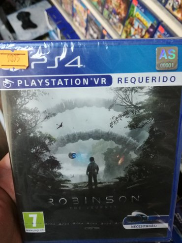 Bakı şəhərində Robinson VR