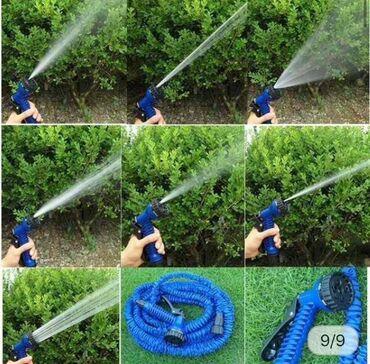 Slanquzanan magic hose slanqlari 7 cur su vurma funksiyasina