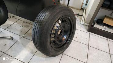 15-lik-4-bold - Azərbaycan: Mercedes. Ehtiyat təkər 15 lik