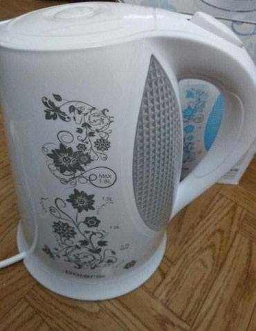 Продается новый отличный фирменный чайник электрический! в Бишкек